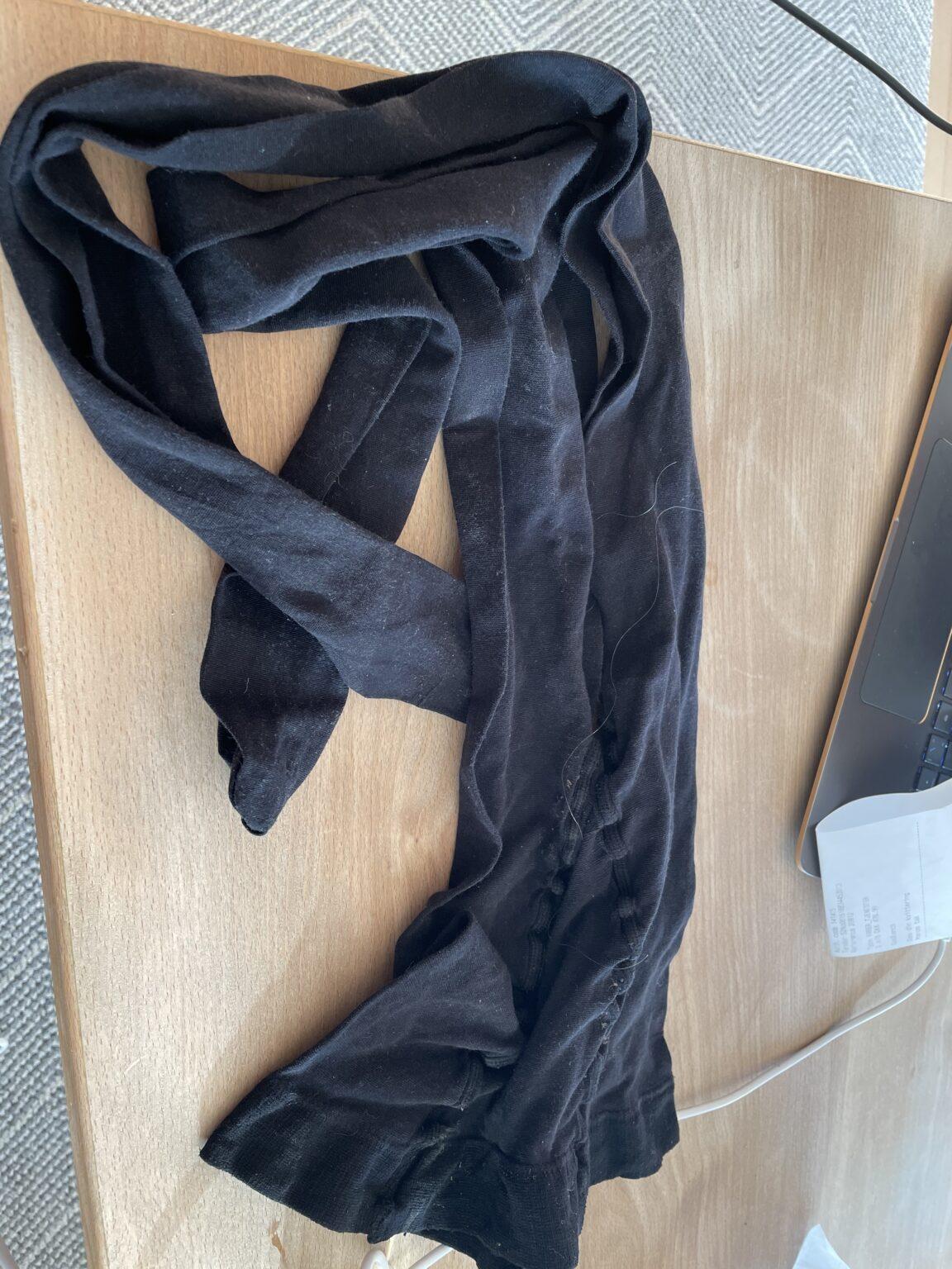 Køb mine frække beskidte strømpebukser str. XL - Brugte